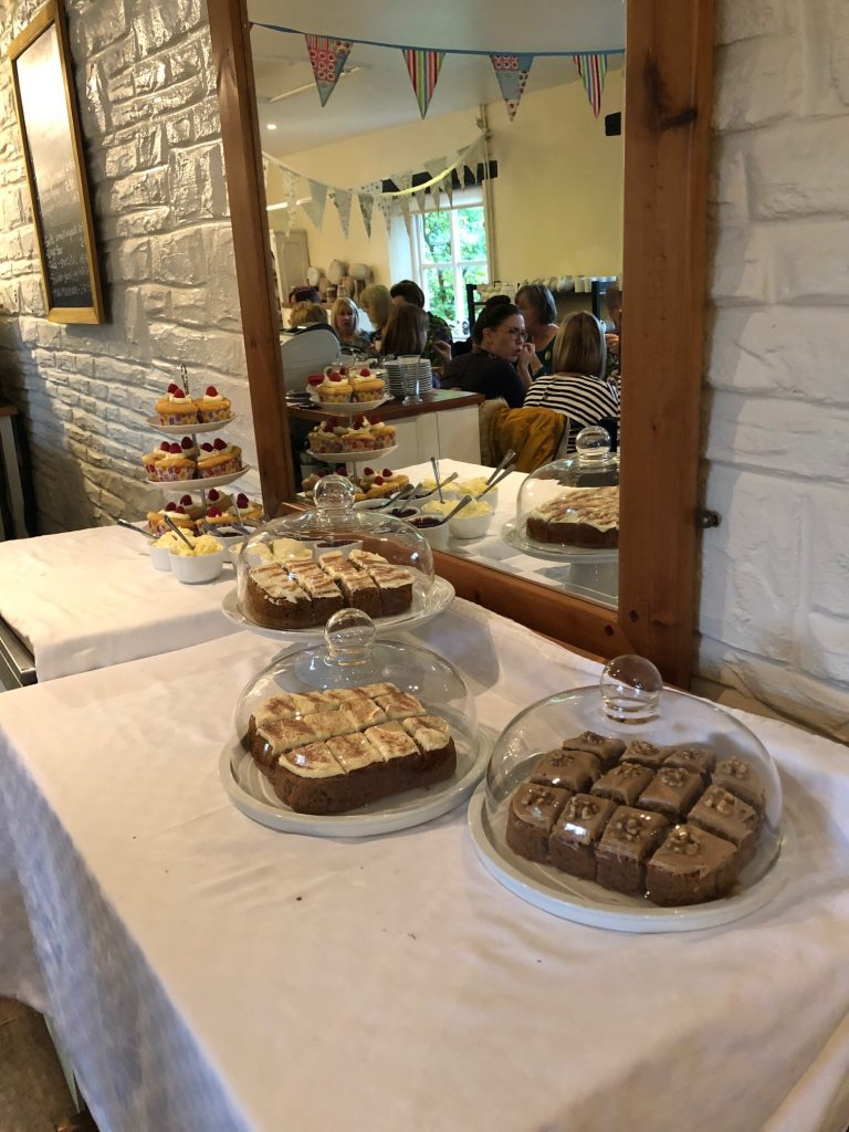 Afternoon tea for groups