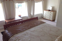 Old Bakery Holiday Cottage Master Bedroom