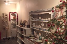Annual Christmas Fayre with pottery & local craft for sale